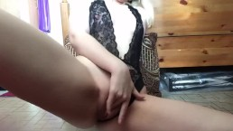 Homemade Teen Masturbation Orgasm