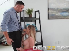 Brazzers - Nude boss Jenna Jones, is ultra spiritual