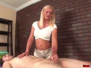 Mean Massage Cumshot Compilation