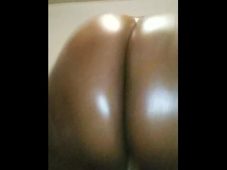 Shaking My Big Oiled Ass