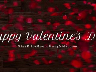 All Valentine's Day SAMPLES - MissKittyMoon.ManyVids.com