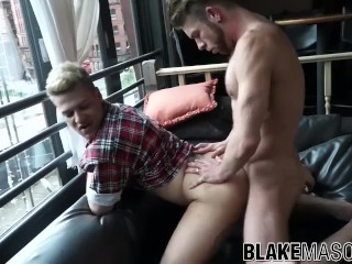 Mickey Taylor and Gabriel Phoenix enjoy an anal weekend