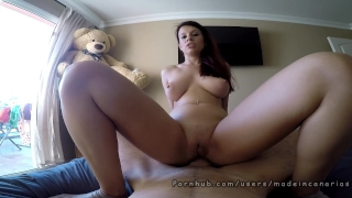 Canarias deep gopro teen with in orgasm made anal tits spanish big ass big