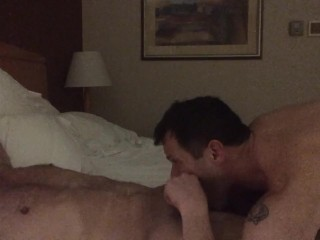 Love to Swallow His Cum