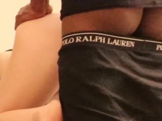 Chanel Migaa fucking Big Black Cock