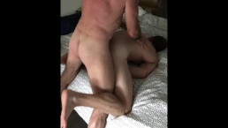 Mike Gaite takes XXL dick in NYC