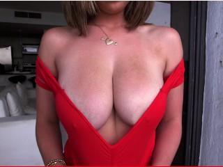 BANGBROS - Brunetter Pornstar Brooke Wylde Has Amazing Natural Big Tits