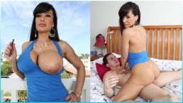 BANGBROS - Busty MILF Lisa Ann Gets Her Big Ass Fucked Just Right
