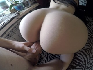 Anal ass free gaping video