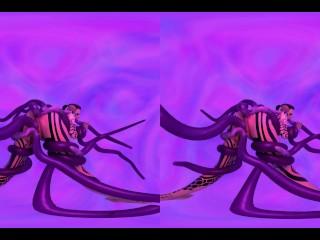 MASS EFFECT JACK GANGBANG 4K 60FPS VR [Animation by Likkezg]