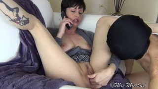 Cuck Hubby Sucks Out My Boyfriend's Creampie - femdom cuckold humiliation  cuck hubby pussy worship submissive hotwife cuckold humiliation femdom mrs mischief pussy licking pussy eating oral servitude oral sex creampie eating ignore creampie cleanup cuckold humiliation