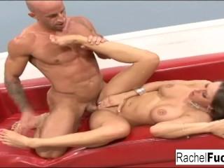 Rachel's Foot Fetish Fuck