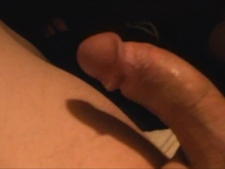 squirting my cum