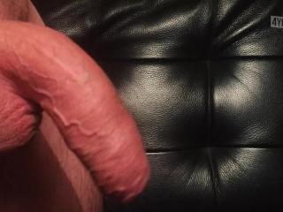 Watch my cock grow. Timelapse.