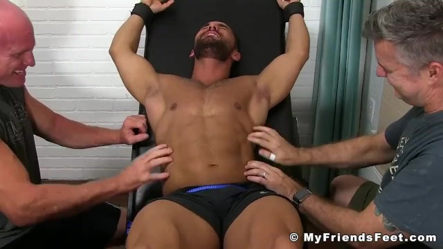 Gay stories bud bundy Hunk bruno bernal gets tickled and aroused by his two buds
