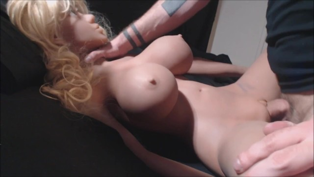 Sex Doll Fucked