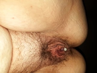 Late night creampie