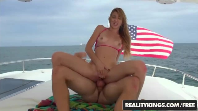 Captain sex stabbin submission Realitykings - captain stabbin - boats babes