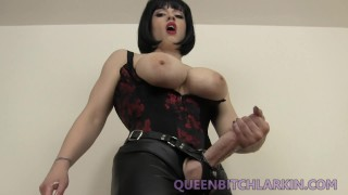 futa femdom makes you addicted to sperm and sucking cock