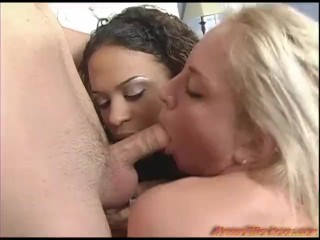 One Dick - Two Slut - Threesome