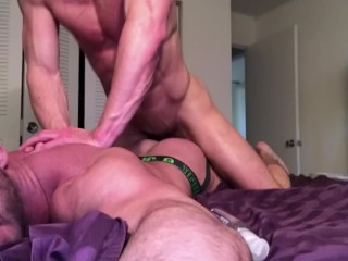 Cade Maddox and Billy Santoro Meet For The First Time!