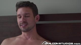 Preview 1 of FalconStudios Big Dick Muscle Hunk Fucks Cute Ass