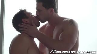 Preview 3 of FalconStudios Big Dick Muscle Hunk Fucks Cute Ass