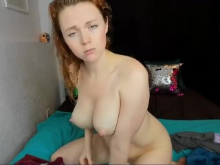 Haylee Love Dildo and Hitachi Cum Show