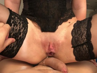 Daddy`s girl Finish Me in 3 minutes l CREAMPIE l