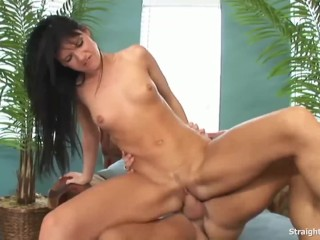 Steel Dildo Pumping Her Ass Replaced By Cock - Full Movie