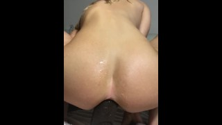 Teen inch little tight forces bbc in blonde her hot ass dick fuck