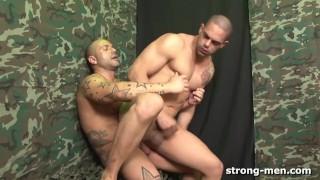 Ruben Rodriguez & Dennis D'Nello In The Army