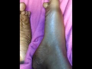 Just my feet