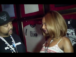 Kendra Sweets w/ Tone Cruz AVN 2017 Interview