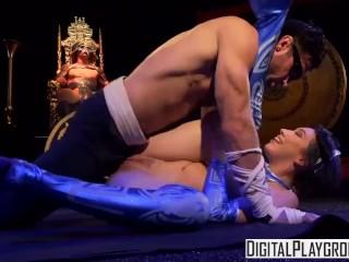 DigitalPlayground - Mortal Kombat A XXX Parody