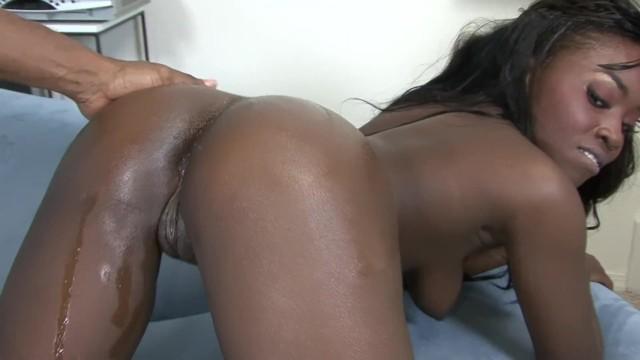 EBONY SLUT GIRLFRIEND GETS CAUGHT THEN FUCKED BY HER BBC BOYFREIND 15