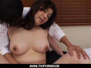 Yukari lets guy to fuck her hard and jizz on her - More at 69avs.com