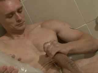 Stefan's bath time