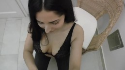 Jasmin Spice blowjob