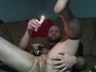 CBT Candle Wax Play, Cockpa with Prince Albert 0g