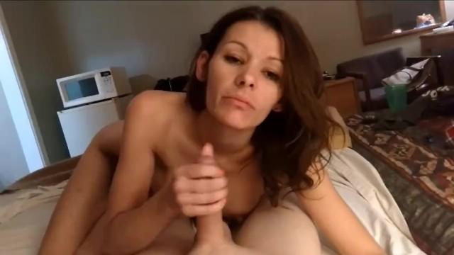 Big titty dirty talk blow job 10