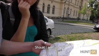 HUNT4K. Prague is the capital of sex tourism!