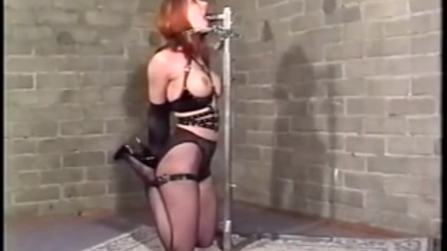 Tied and Sucking 3