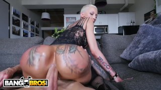 BANGBROS - A Short-Haired Bella Bellz Gets Anal For Her Big Ass Mo big