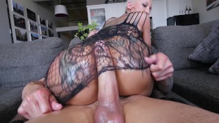 BANGBROS - A Short-Haired Bella Bellz Gets Anal For Her Big Ass Toys guy