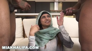 Preview 1 of MIA KHALIFA - My Hijab Compilation Video! I Hope You Enjoy It