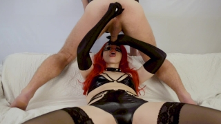 Latex mistress does prostate massage and blowjob Cock Milking, cum in mouth  prostate vibrator prostate massage amateur blowjob mistress blowjob prostate milking femdom milking femdom blowjob prostate prostate orgasm mistress femdom pegging prostate cum cum in mouth prostate blowjob femdom blowjob