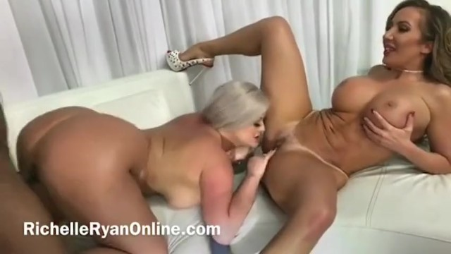 Julie Cash  Richelle Ryan On Bbc - Pornhubcom-7452