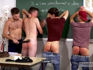 Slutty highschool boys ep 4 doryann marguet gabriel...