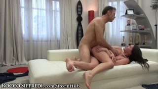 Talks dirty dicaprio her francesca ass in drills as rocco italian fuck drilling